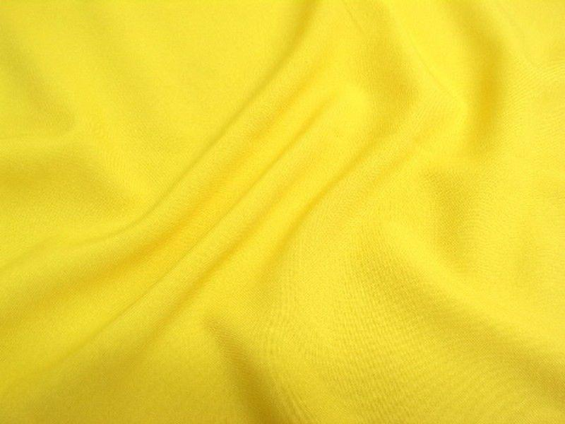 "Poly-Poplin 58""-60"" Yellow"