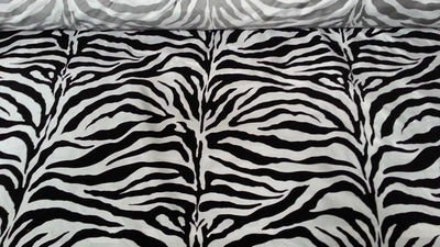 Taffeta Flocking ZEBRA FT-7