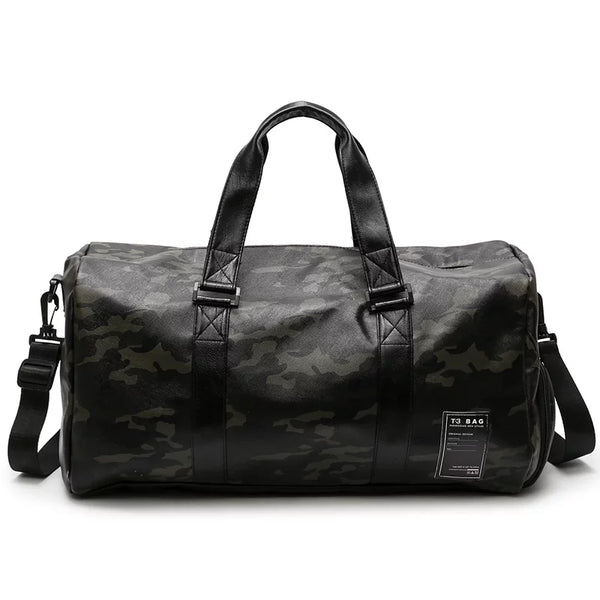 T3 leather holdall Free Shipping