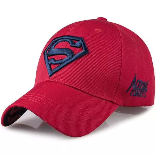 FREE Superman cap..Just Pay shipping