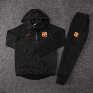 FC Barcelona Tech Fleece   jacket