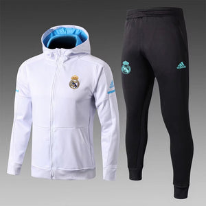 REAL MADRID 17/18 ANTHEM SQUAD JACKET