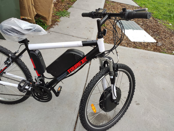 36v 500w ebike for sale 13.5ah battery