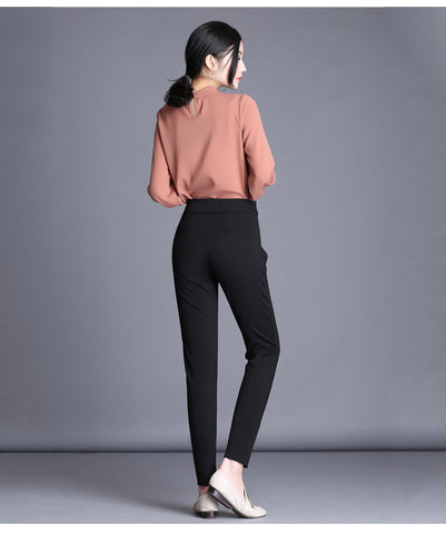 Women's stretchy work pants