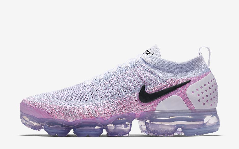 pretty nice 3d29c f306f Nike Vapormax Pink - Women Shoes