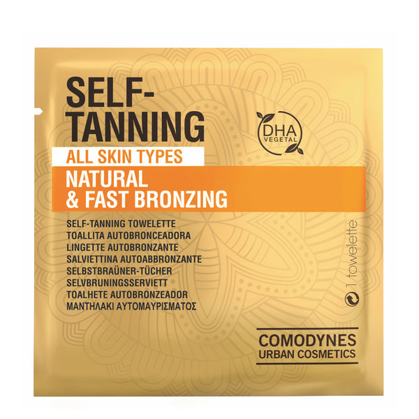 Self-tanning <br/>Natural & fast bronzing