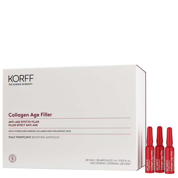 Collagen age filler Boosting Ampoules (28  Ampoules )