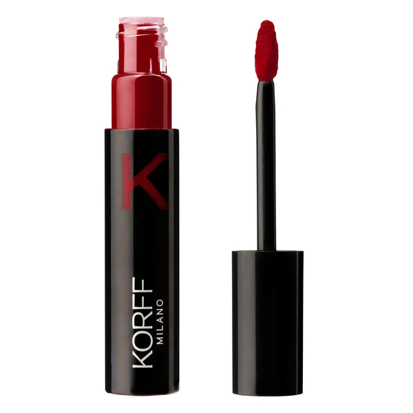 Long-lasting fluid lipstick