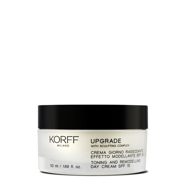 Upgrade toning and remodelling day cream SPF15