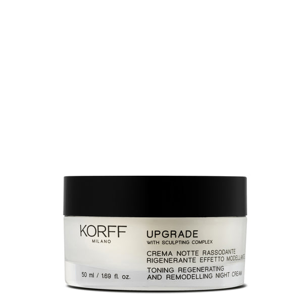 Upgrade toning regenerating and remodelling night cream