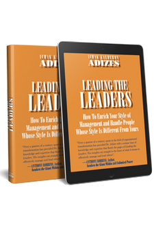 Leading the Leaders (e-Book)