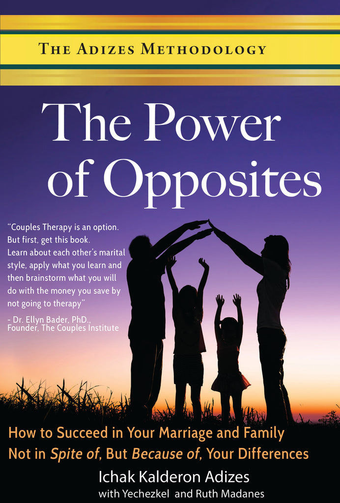 E-BOOK - The Power of Opposites