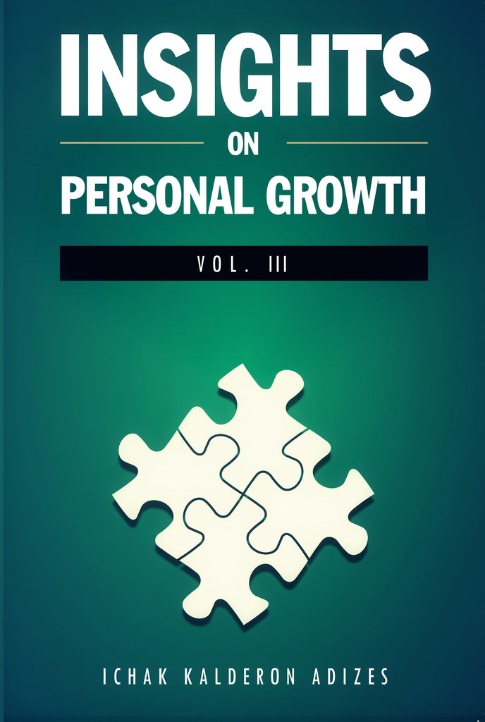 Insights On Personal Growth: Volume 3 (English) (e-Book)
