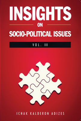 Insights On Socio-Political Issues: Volume 3 (English) (e-Book)