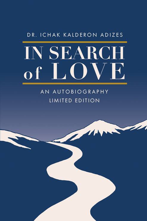 In Search of Love: An Autobiography