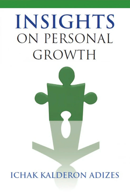 Insights On Personal Growth: Volume 1 (English) (e-Book)