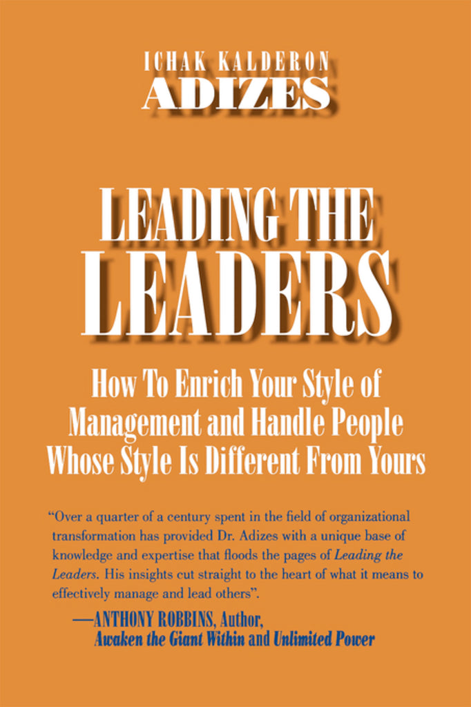 Leadership Set #3: Leading the Leaders (e-Book)