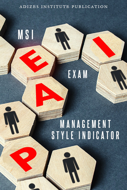MSI (Management Style Indicator) Exam