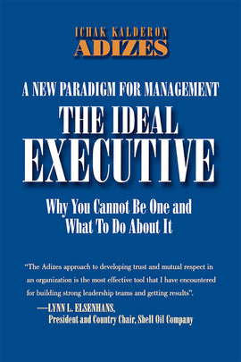 The Ideal Executive (Audio Book)
