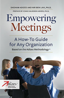 Empowering Meetings: A How-To Guide for Any Organization (English)