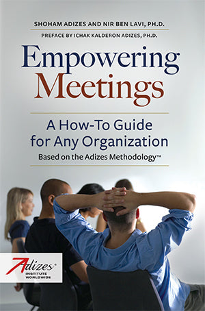 Empowering Meetings: A How-To Guide for Any Organization (English)(e-Book)