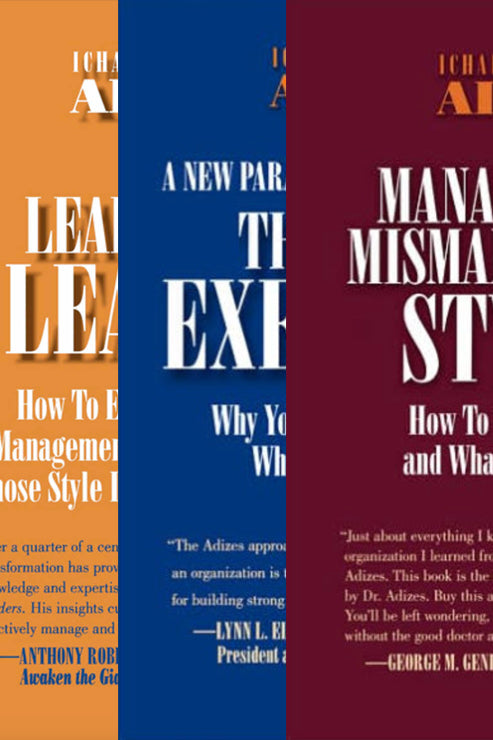 Leadership Set (eBook)