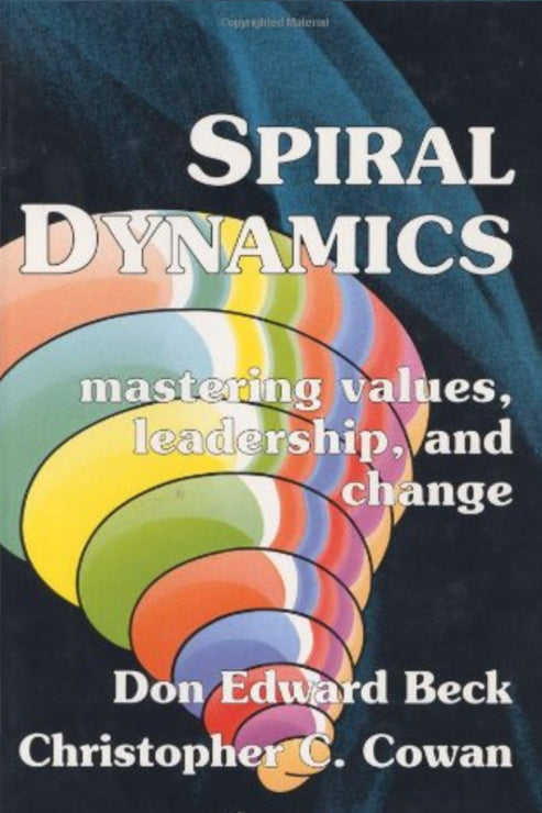 Spiral Dynamics: 1st Edition