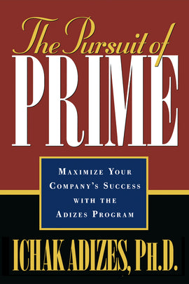 The Pursuit of Prime (English) (e-Book)