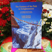 Charger l'image dans la galerie, LIVRE - Book : Lamrim, The Essence Of The Path To Enlightenment