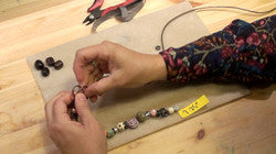 how to make your own leather bracelet