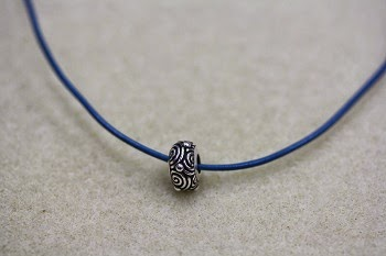 how to make a sliding knot bracelet with beads