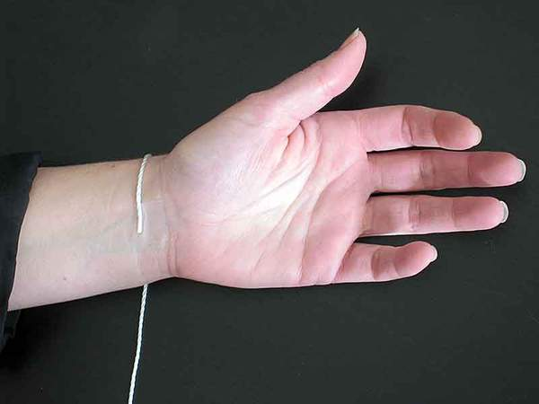 how to measure your wrist size without measuring tape