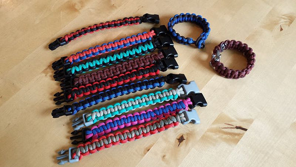 where to buy paracord bracelets in stores