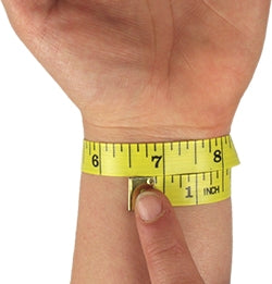 how to measure your wrist for a bangle