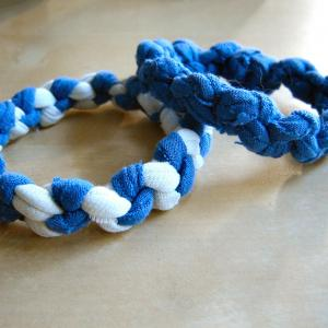 no-sew friendship bracelets