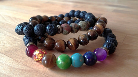 how do lava beads work with essential oils