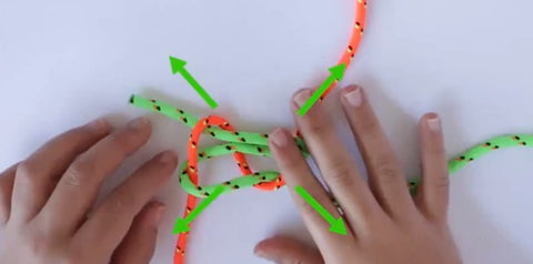 how to tie a box knot tie