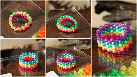 how to make rave kandi