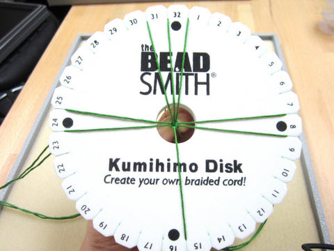free kumihimo braiding patterns