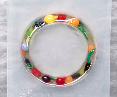 how to make a resin bracelet mold