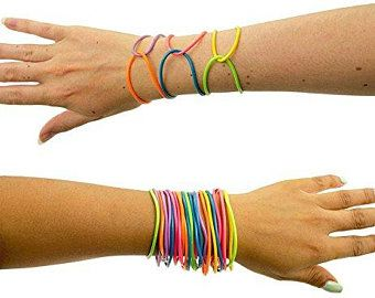jelly bracelets secret meaning