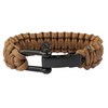 Multi-Color Stainless Buckle Paracord Survival Bracelet