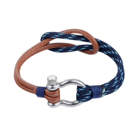 Multi-Color Navy Style Survival Bracelet