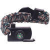 Multi-Color / Function Paracord Survival Bracelet