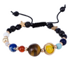 Galaxy - Men's Beaded Bracelet