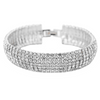 Luxury Crystal Bangle Bracelet