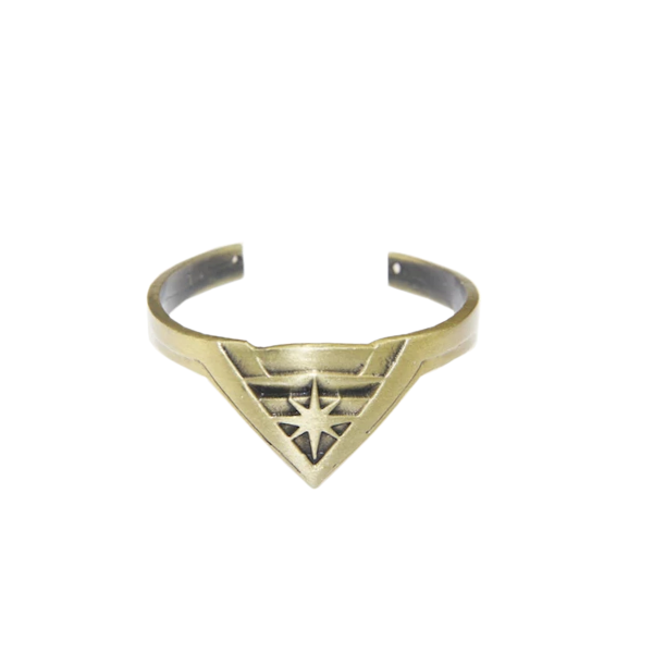 Brass Vintage Crown Wonder Woman Bracelet
