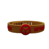 Multi-Color / Design Basketball Silicone Bracelet