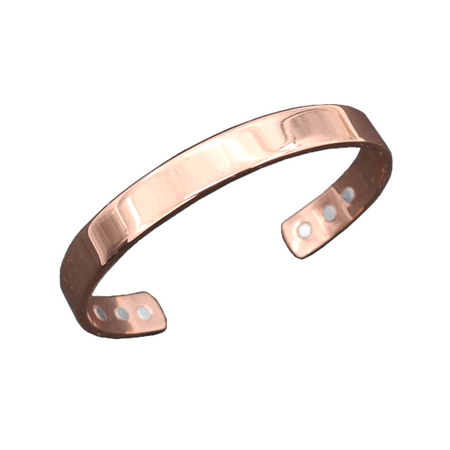 Magnet Copper Bangle Bracelet