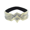 Brass Elastic Wonder Woman Bracelet